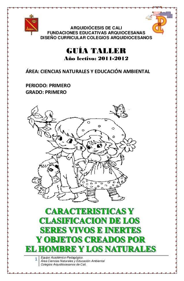 ARQUIDIÓCESIS DE CALI          FUNDACIONES EDUCATIVAS ARQUIOCESANAS       DISEÑO CURRICULAR COLEGIOS ARQUIDIOCESANOS      ...