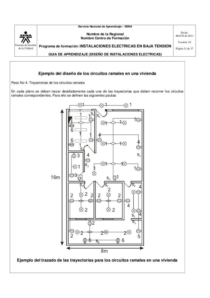 Software para hacer planos de instalaciones electricas for Software para planos de casas