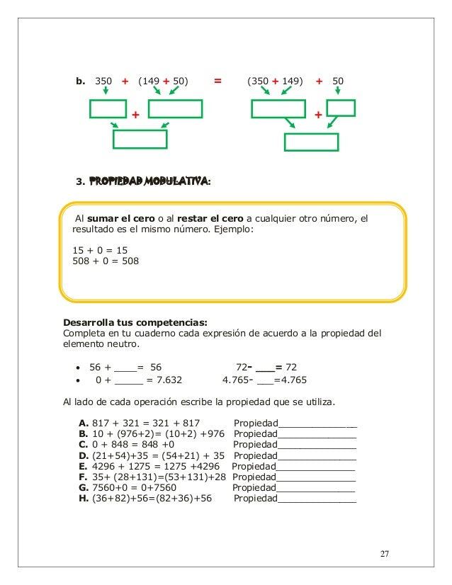 Guia 1 matematicas cuarto