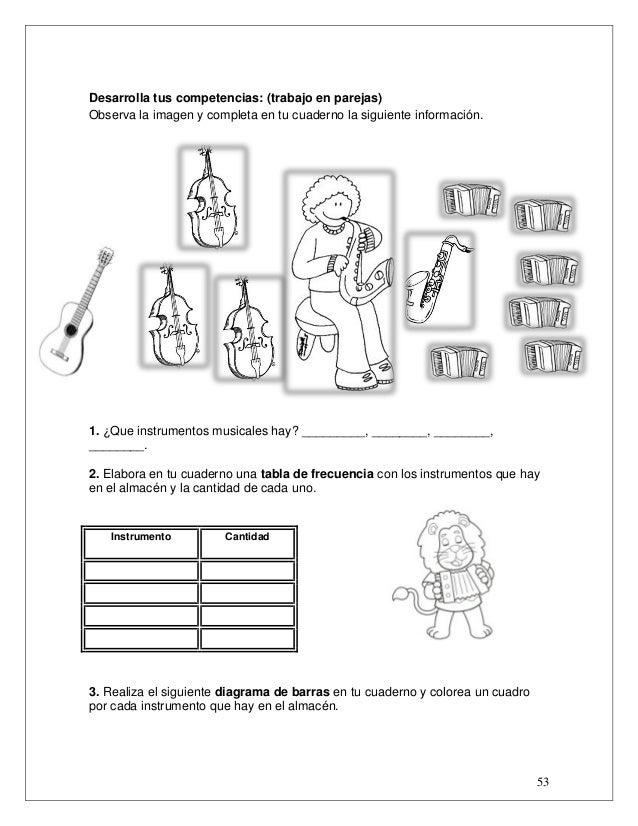 Fantástico Hojas De Trabajo De Matemáticas Musicales Fotos - hojas ...