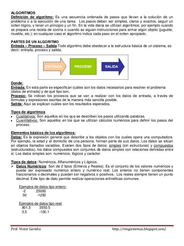 Image Result For Definicion De Receta De Cocina Y Sus Partes