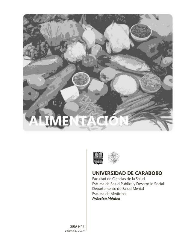 UNIVERSIDAD DE CARABOBO  Facultad de Ciencias de la Salud  Escuela de Salud Pública y Desarrollo Social  Departamento de S...