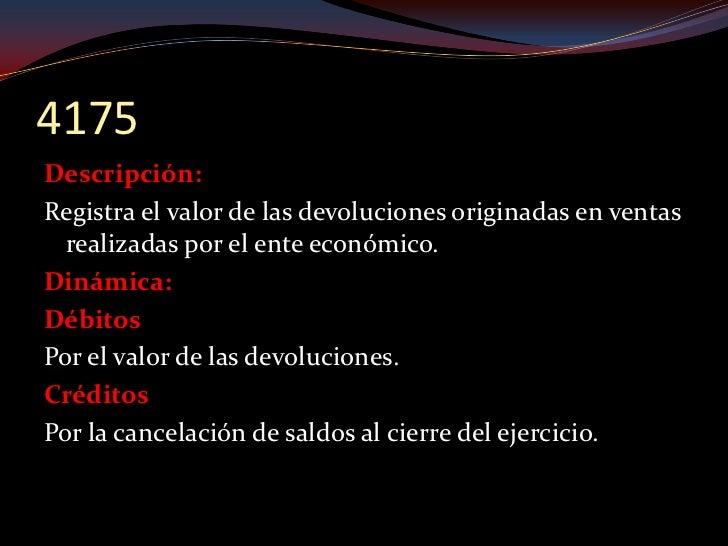 4210 Descripción: Registra el valor de los ingresos obtenidos por el ente económico   por concepto de rendimientos de capi...