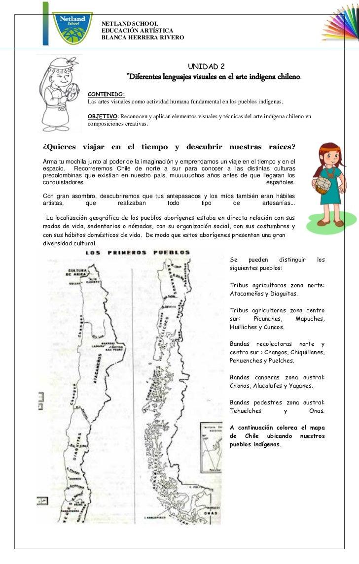 NETLAND SCHOOL                     EDUCACIÓN ARTÍSTICA                     BLANCA HERRERA RIVERO                          ...