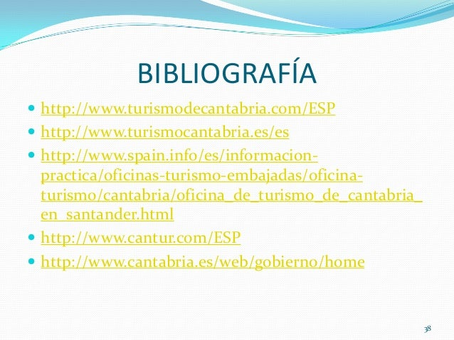 Tarea global 1 guia abc de cantabria for Oficina turismo cantabria