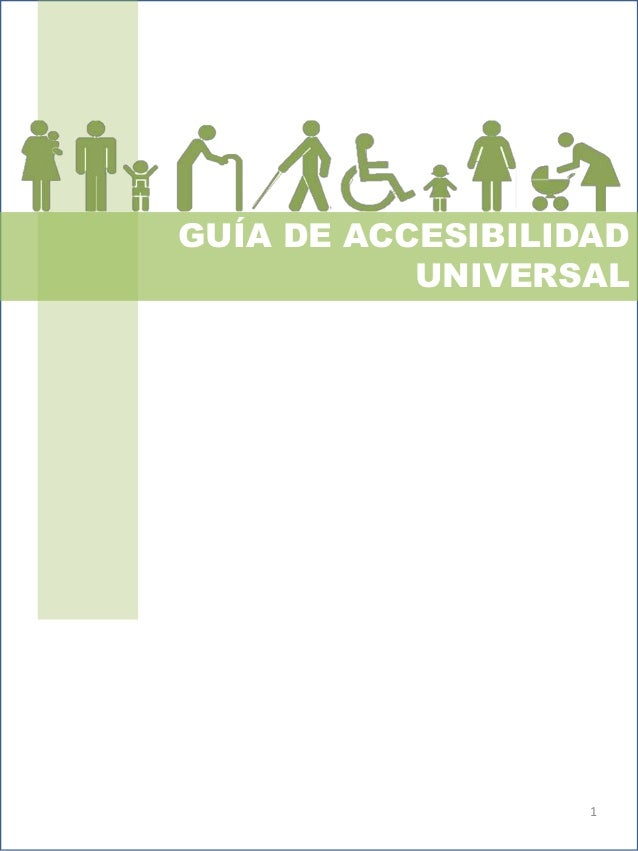 Guia accesibilidad universal monterrey nuevo le n sitt for Accesibilidad universal