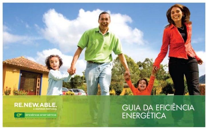 GUIA DA EFICIÊNCIAENERGÉTICA