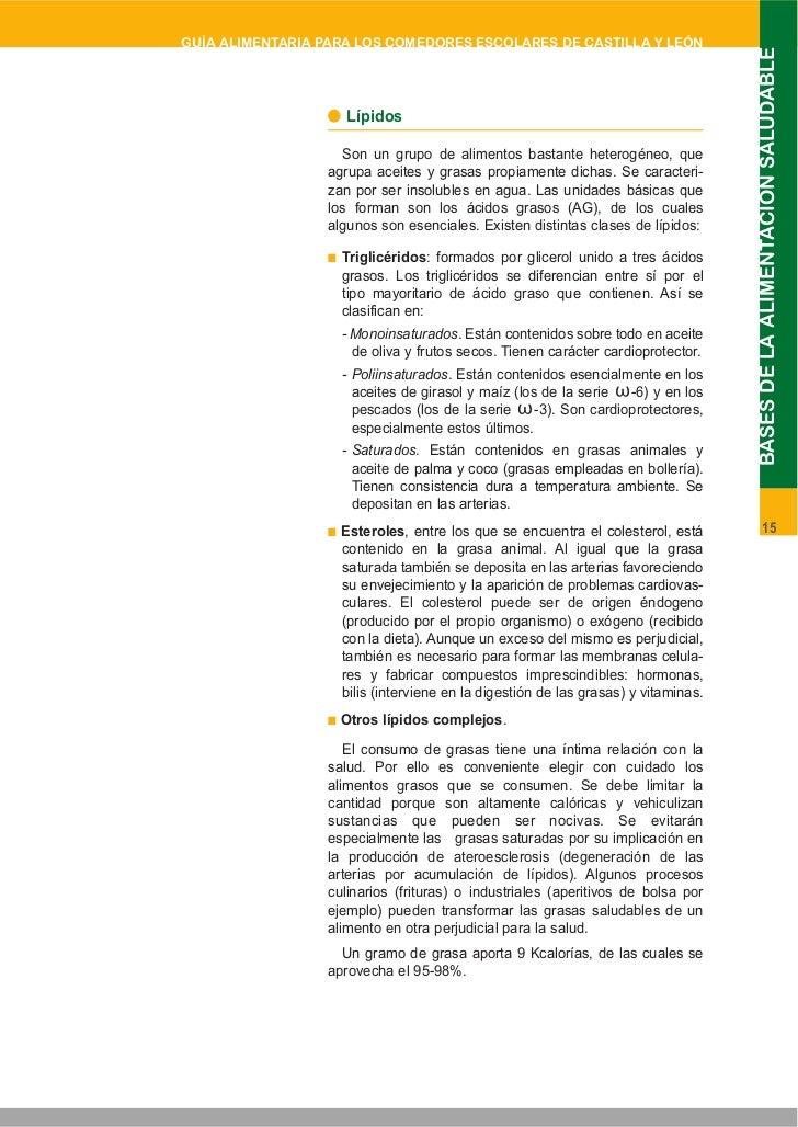 Comedores Escolares Jcyl Menús Comedor. GUIA ALIMENTARIA COMEDORES ...