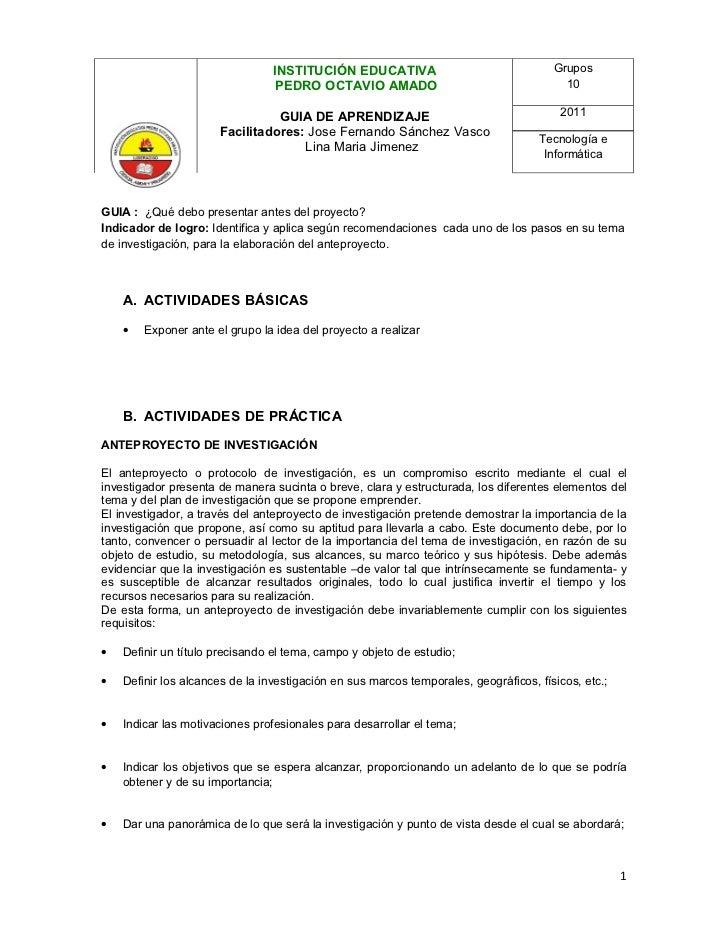 INSTITUCIÓN EDUCATIVA                                 Grupos                                  PEDRO OCTAVIO AMADO         ...