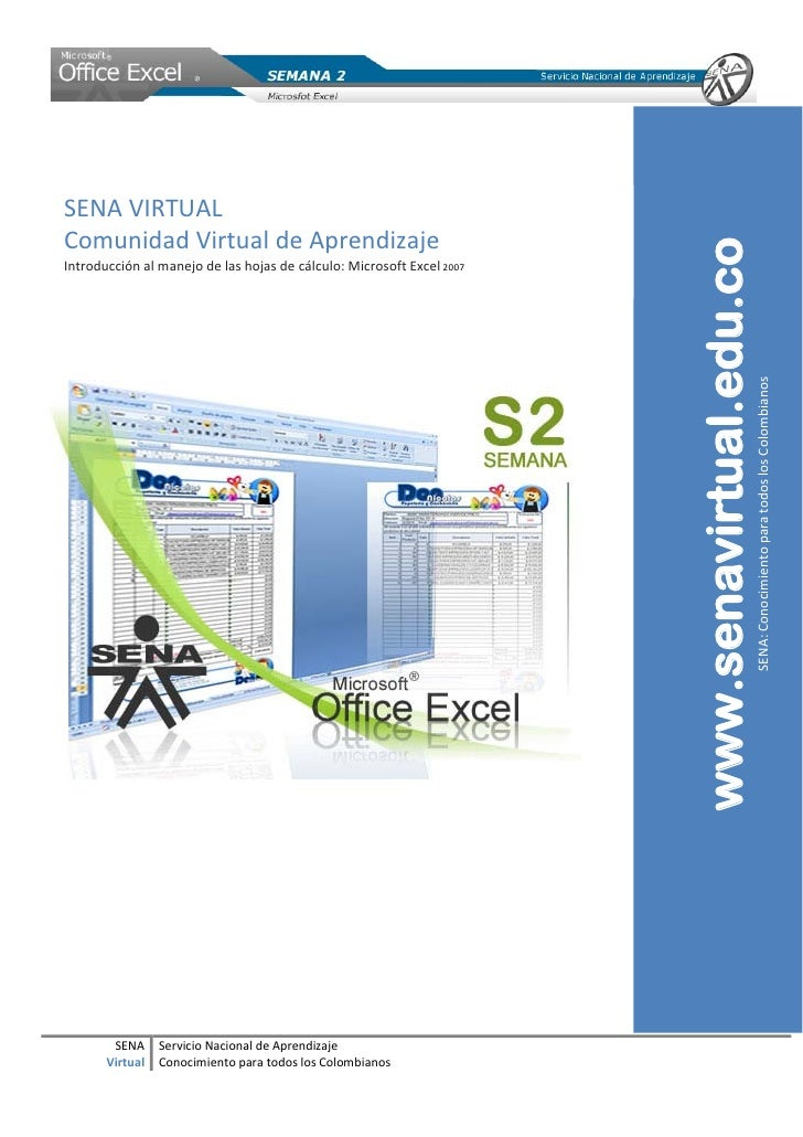 SENA VIRTUAL Comunidad Virtual de Aprendizaje                                                                            w...