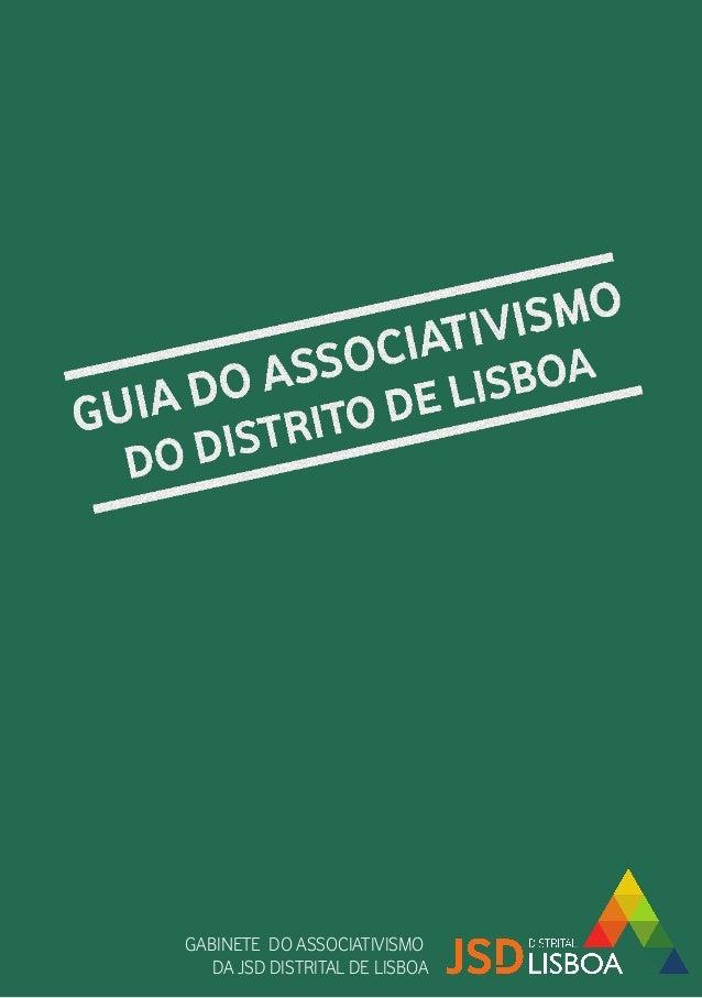 GABINETE DO ASSOCIATIVISMO DA JSD DISTRITAL DE LISBOA