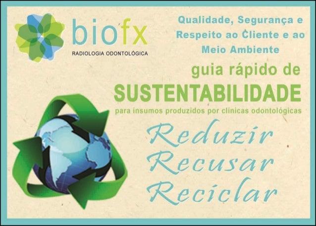 Guia de Sustentabilidade BioFx