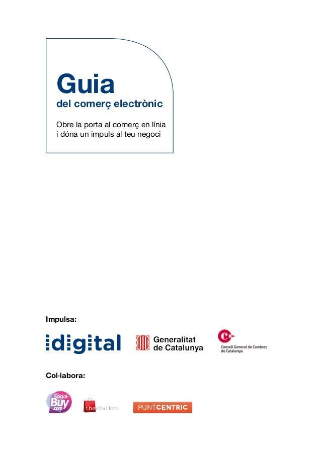 Guía del Comercio electrónico 2012 Slide 2