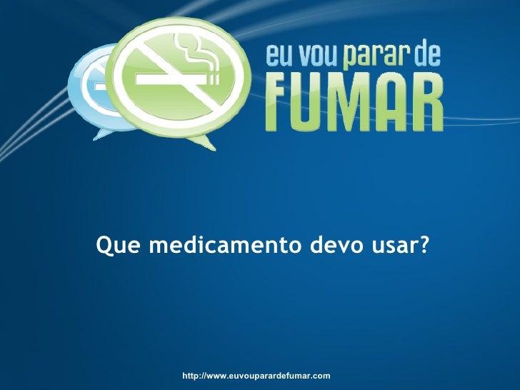 Deixar de fumar por meio de um cigarro no leite