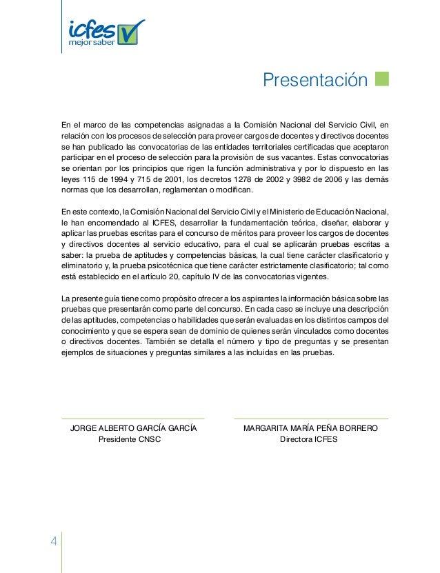 Guia concurso docentes poblacion mayoritaria 2013 for Concurso docentes