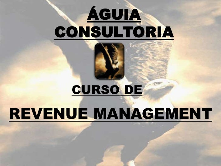 GUIA CONSULTORIA         CURSO DEREVENUE MANAGEMENT