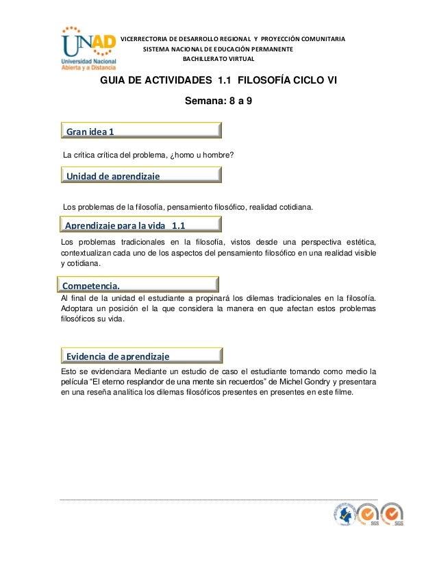 VICERRECTORIA DE DESARROLLO REGIONAL Y PROYECCIÓN COMUNITARIA                       SISTEMA NACIONAL DE EDUCACIÓN PERMANEN...
