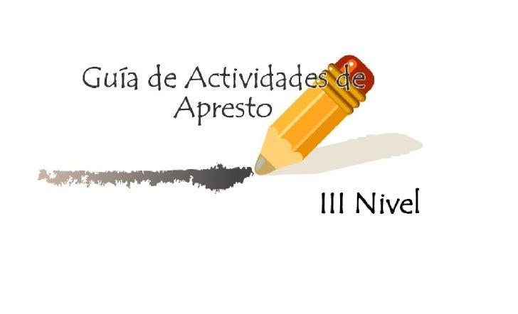 U.E. Colegio La Salle La ColinaGuía de Actividades de AprestoFecha:____________________________Realiza un Dibujo Libre:2