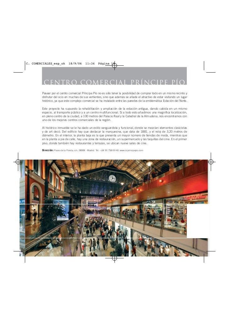 Guia de centros comerciales de madrid - Centro comercial de la moraleja ...