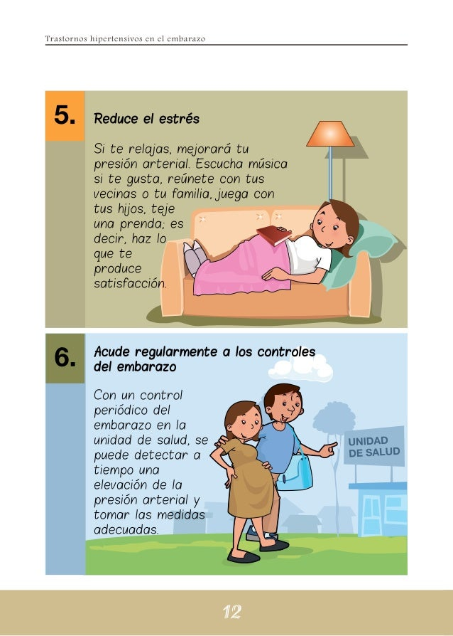 Guia de ciudadan trastornos hipertensivos del embarazo