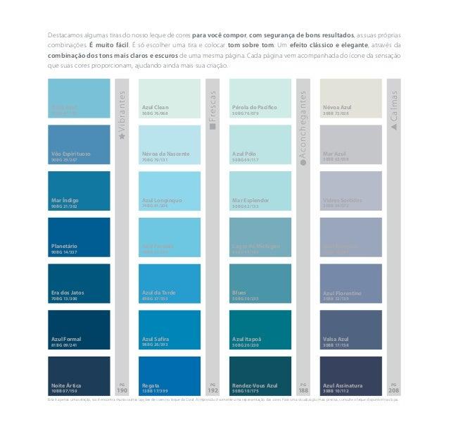 Coral Azul Praia ~ Guia de cores Coral