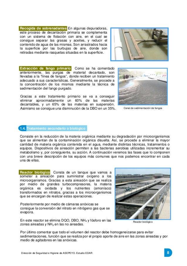 Guia de estaciones depuradoras de aguas residuales - Depuradoras de agua ...