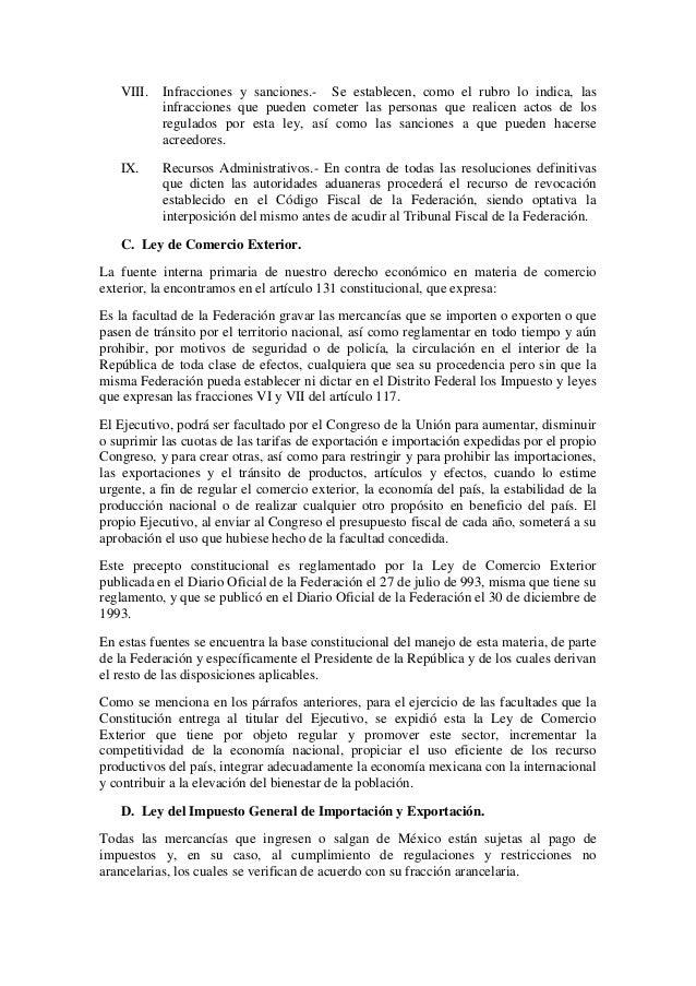 Guia de estudio de comercio exterior y aduana for Comercio exterior