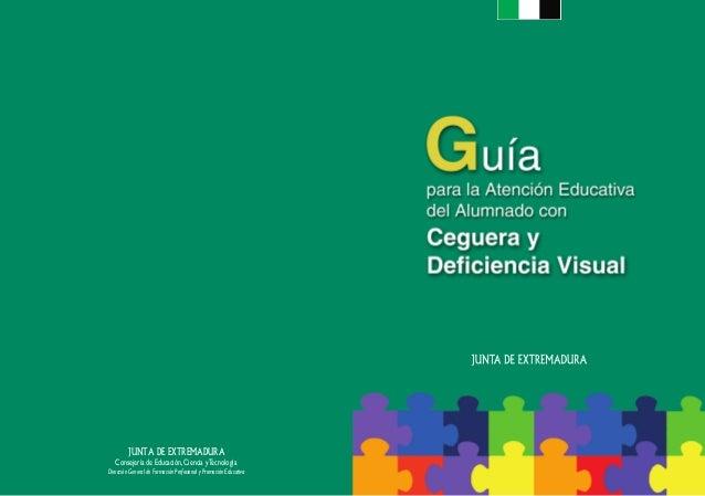 JUNTA DE EXTREMADURA   Consejería de Educación, Ciencia y TecnologíaDirección General de Formación Profesional y Promoción...