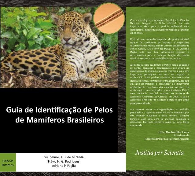 Justitia per Scientia Com muita alegria, a Academia Brasileira de Ciências Forenses inaugura sua linha editorial com esta ...