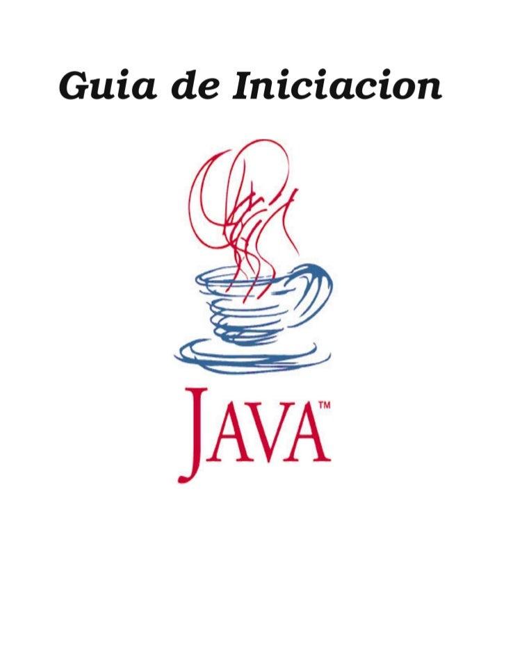 Guía de iniciación al lenguaje Java.                                 Versión 2.0. Octubre de 1999      �������������������...