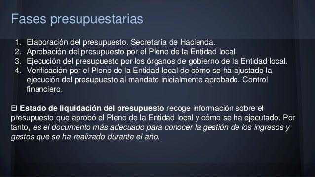 Guía de introducción a los Presupuestos Municipales Slide 3