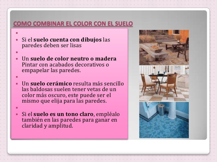 Guia del color para decorar tu hogar - Como mezclar colores para pintar paredes ...