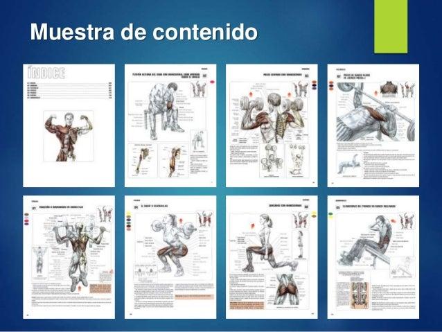 Guía de los movimientos de musculación - 6 edicion  Slide 2