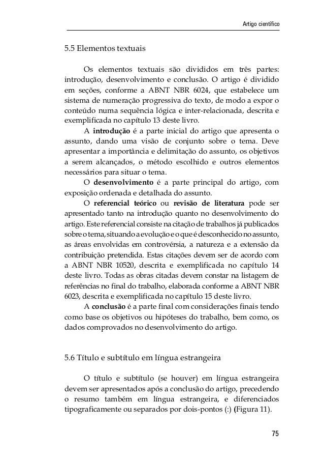 guia de normalização ufu76 periódicos científicos