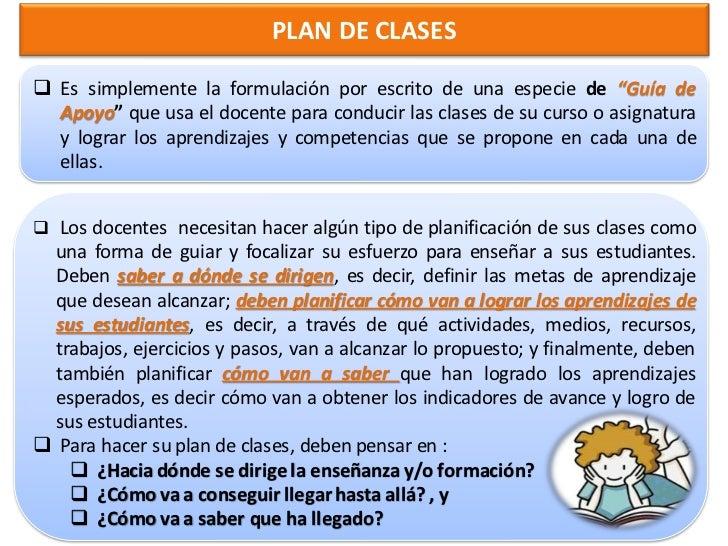  El docente debe identificar El plan de clases se presenta          claramente y distribuir en el  habitualmente        ...