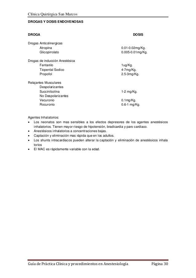 Guia de practica clinica anestesiologia
