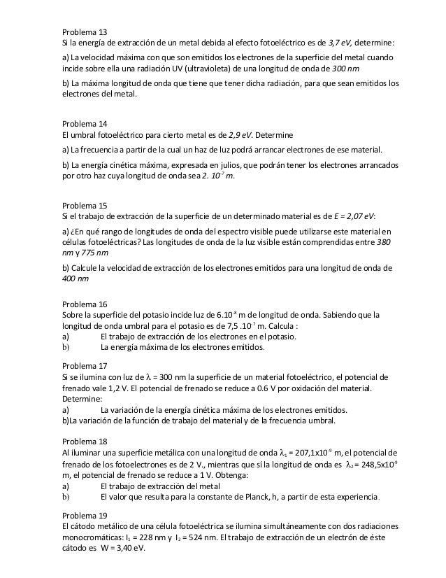 Guia de problemas de fisica iii Slide 3