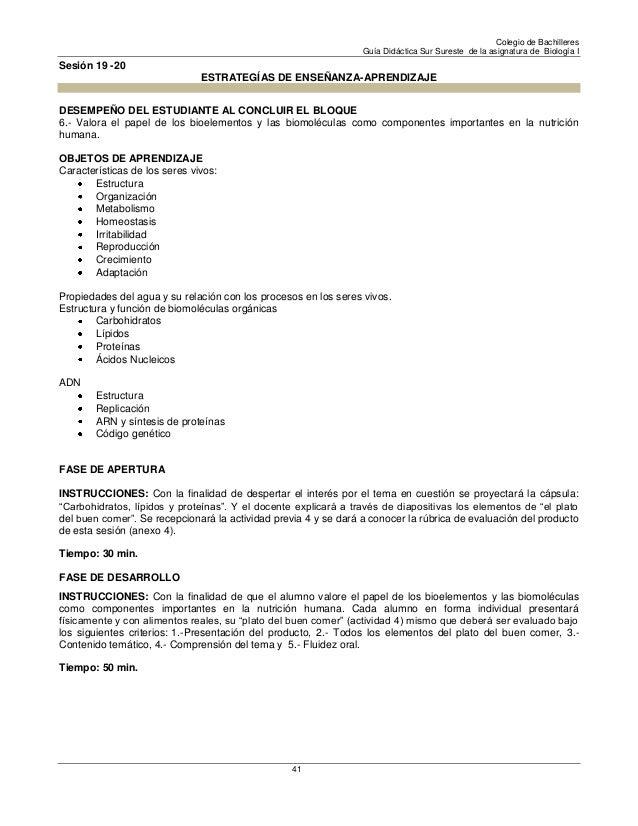 Guia didactica biologiai 41 urtaz Gallery