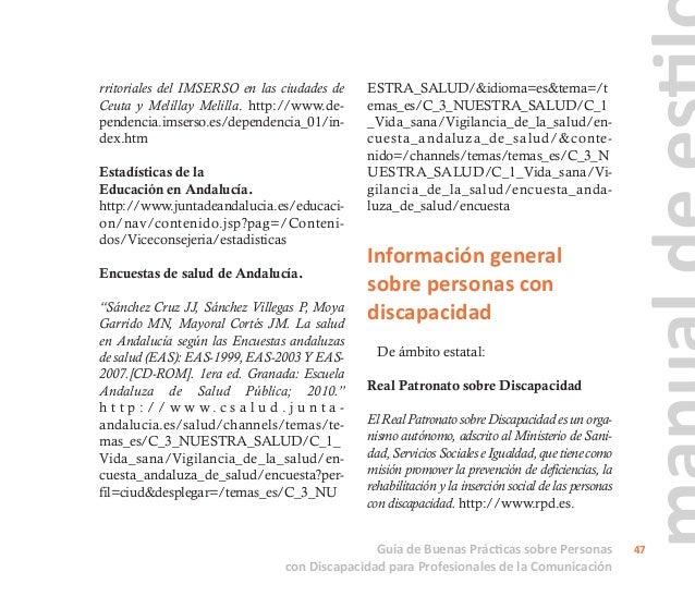 Instituto Universitario de Integración en la Comunidad (INICO). Universidad de Salamanca. http://inico.usal.es Servicio de...