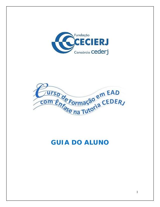 GUIA DO ALUNO  1