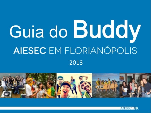 Guia do Buddy2013