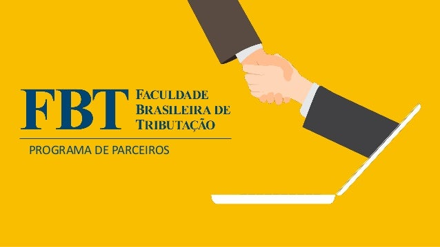 PROGRAMA DE PARCEIROS