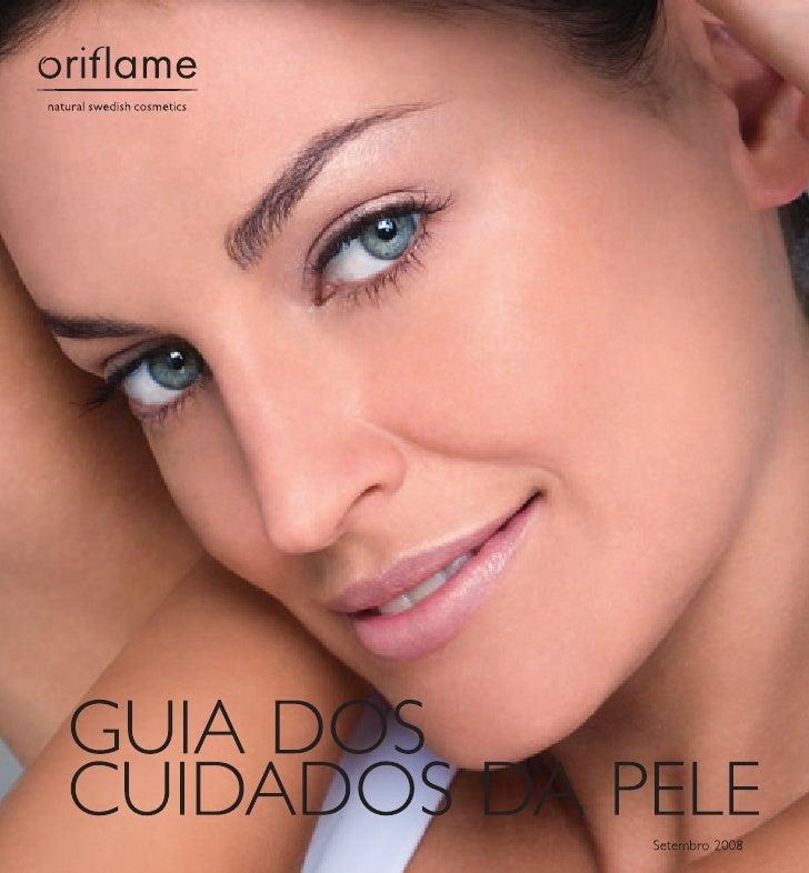 Guia dos cuidados da pele