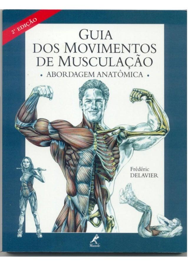 Guia dos movimentos de musculaçao