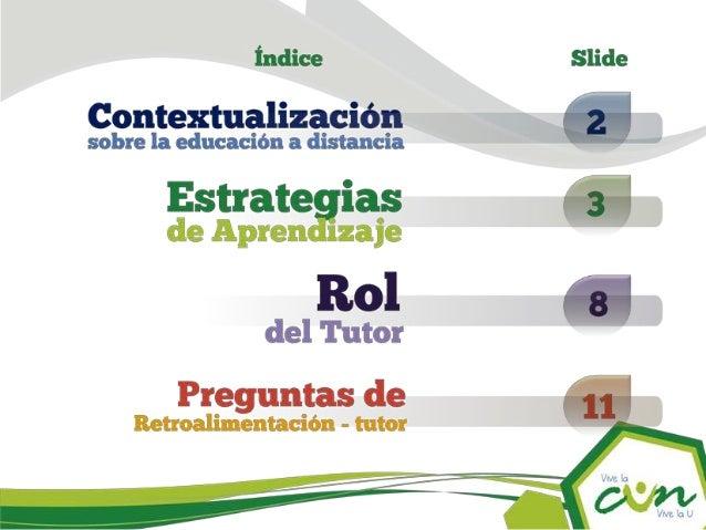 Guia educacion distancia_tutores Slide 2