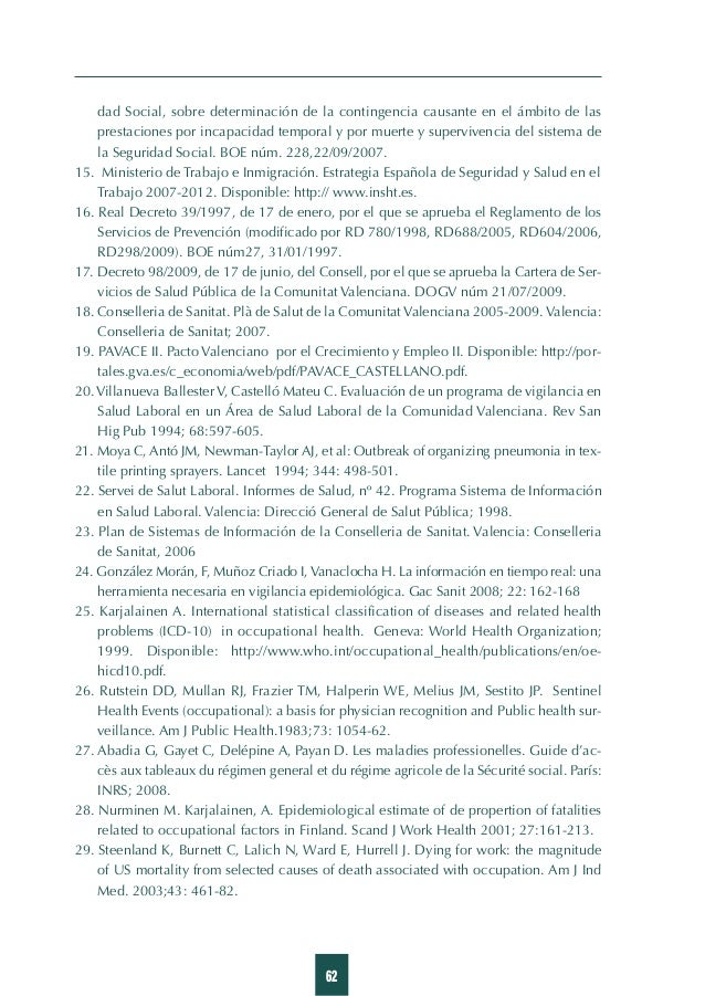 74 181A0118Fabricaciónyutilizacióndeinsecticidas,herbicidasyfungicidas. 191A0119Industriadecolorantesarsenicales. 201A0120...