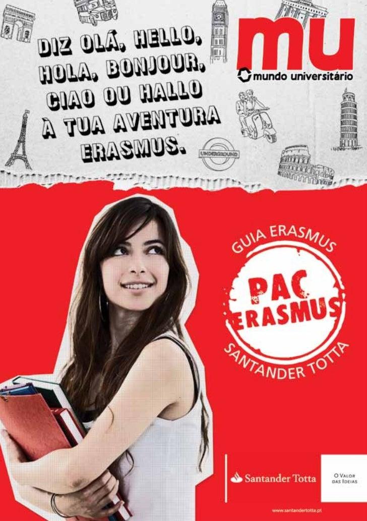 Guia Erasmus 2012Editorial                                                                                     Atreve-te  ...