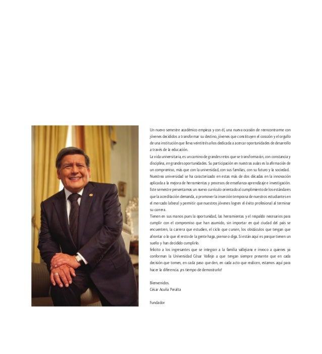 Universidad Cesar Vallejo Slide 3