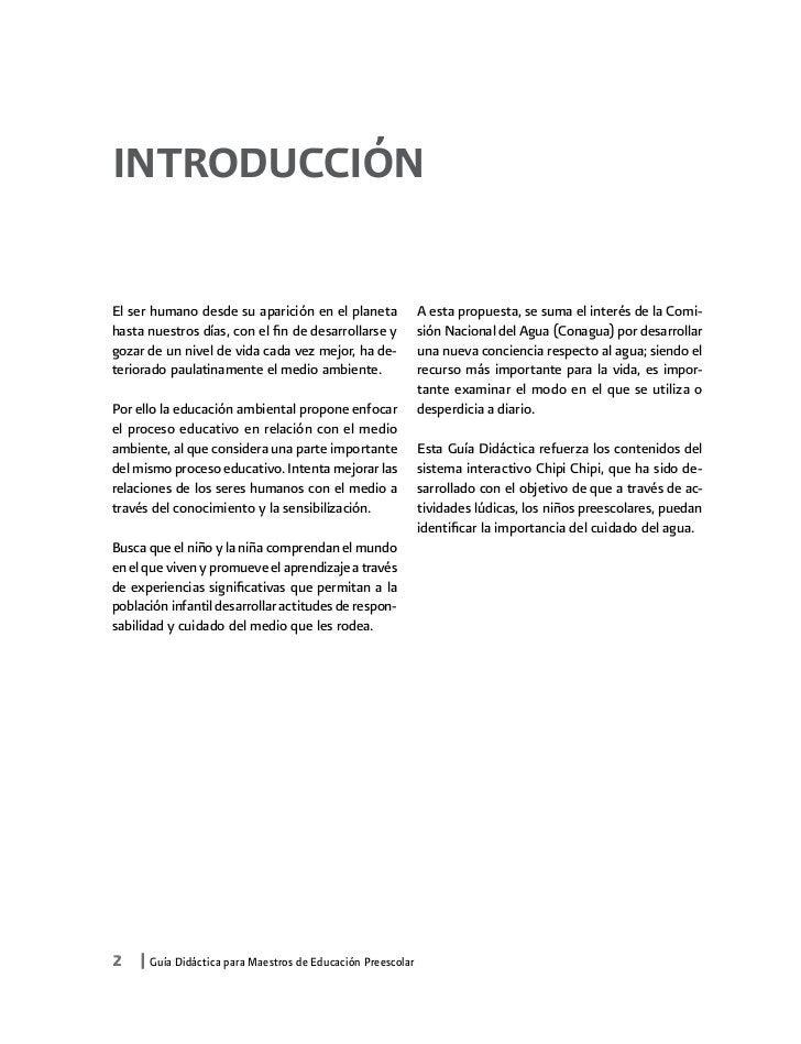 INTRODUCCIÓNEl ser humano desde su aparición en el planeta              A esta propuesta, se suma el interés de la Comi-ha...