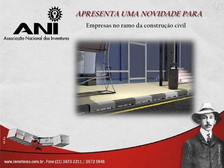 APRESENTA UMA NOVIDADE PARA  Empresas no ramo da construção civil